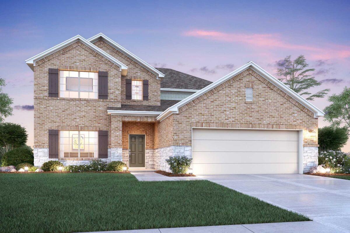 2639 Blue Abbott Drive Property Photo - Fresno, TX real estate listing