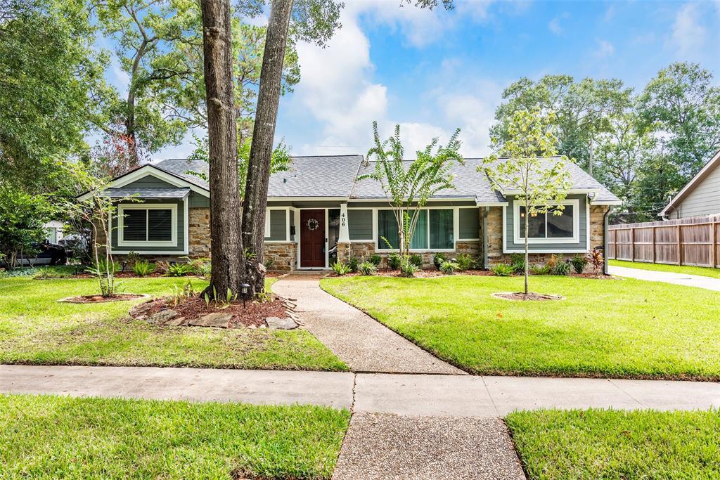 406 Willow Vista Drive Property Photo - El Lago, TX real estate listing