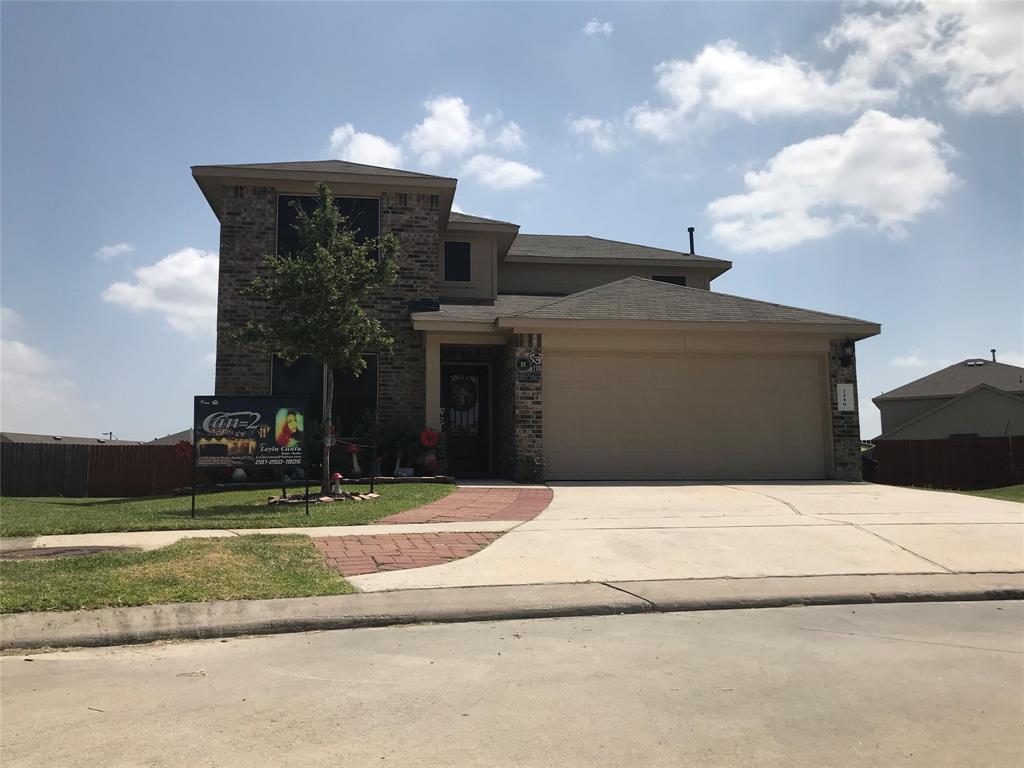 2110 Alegre Valley Court Property Photo - Houston, TX real estate listing