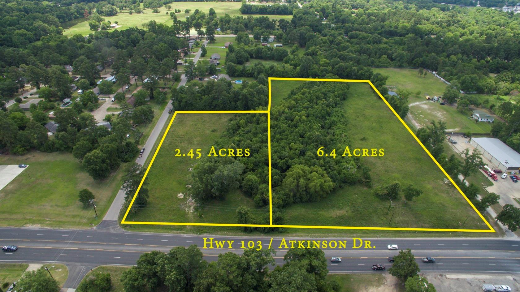 2.45 Atkinson Drive Property Photo - Lufkin, TX real estate listing