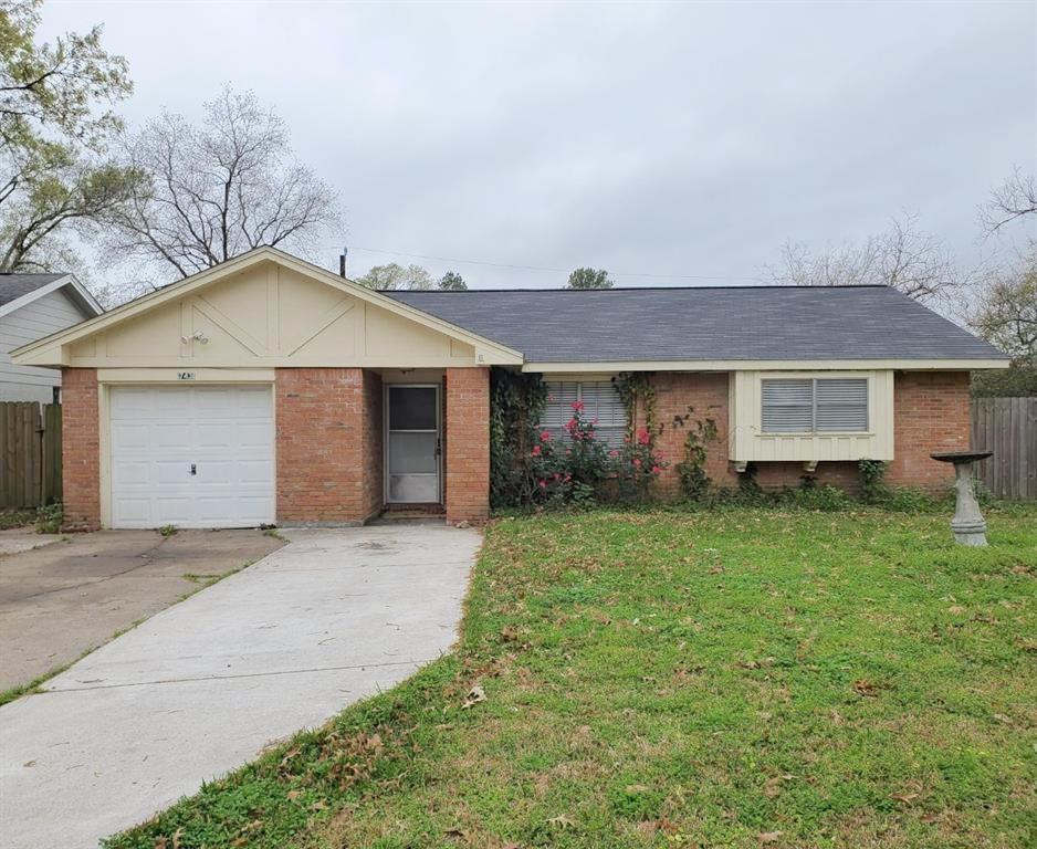 743 Overbluff Street Property Photo - Channelview, TX real estate listing