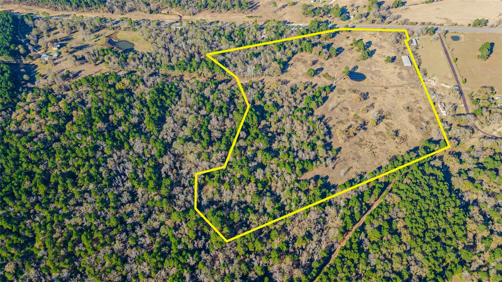 TBD State Highway 7 Property Photo - Centerville, TX real estate listing
