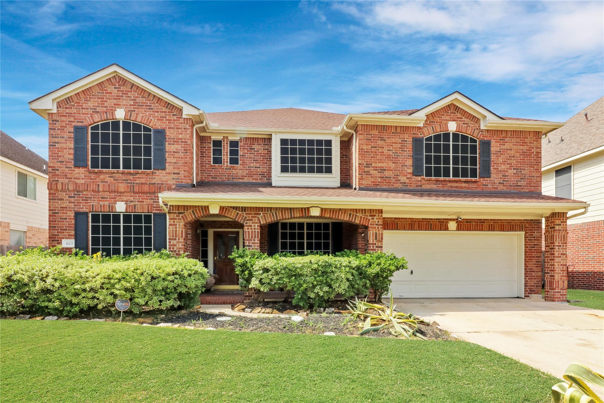 423 Banter Trails Drive Property Photo - Houston, TX real estate listing