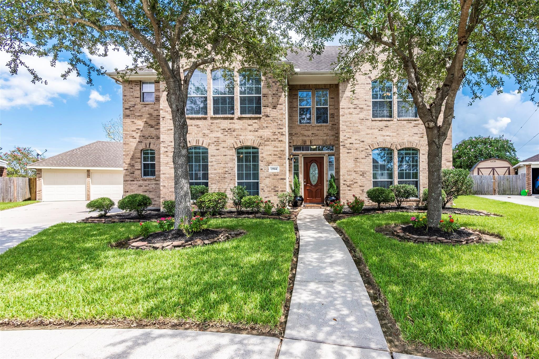2514 Pine Lake Drive Property Photo - Deer Park, TX real estate listing