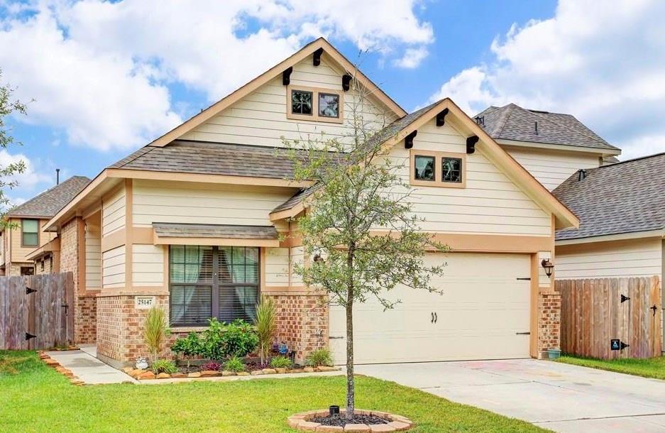 25147 Alina Lane Property Photo - Spring, TX real estate listing