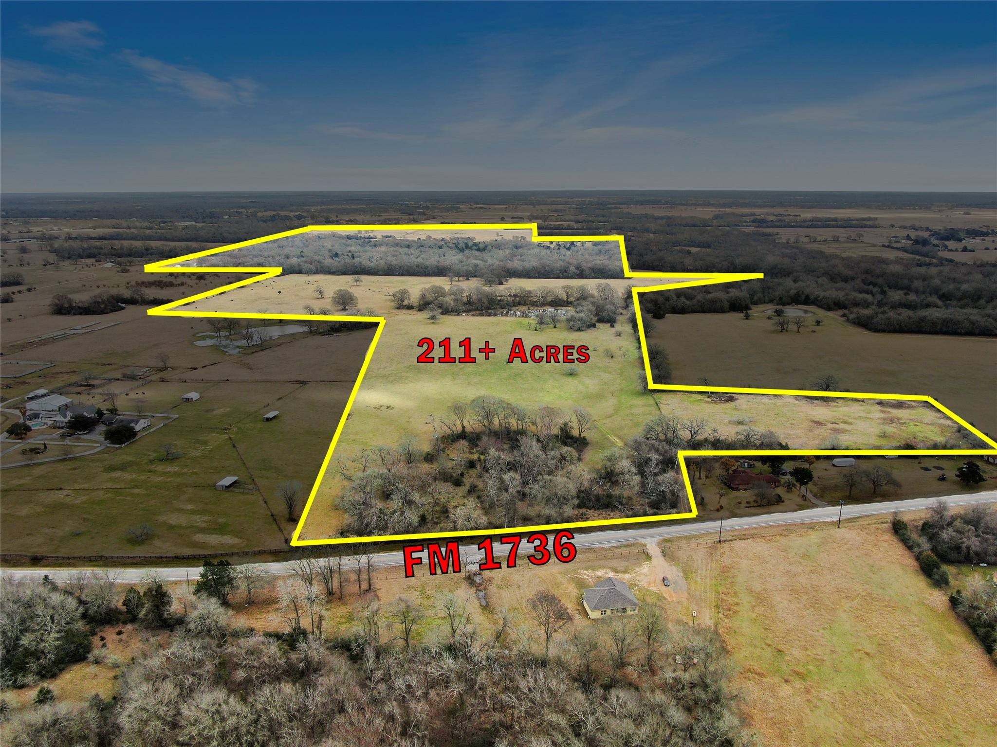 00 FM1736 Road Property Photo - Hempstead, TX real estate listing