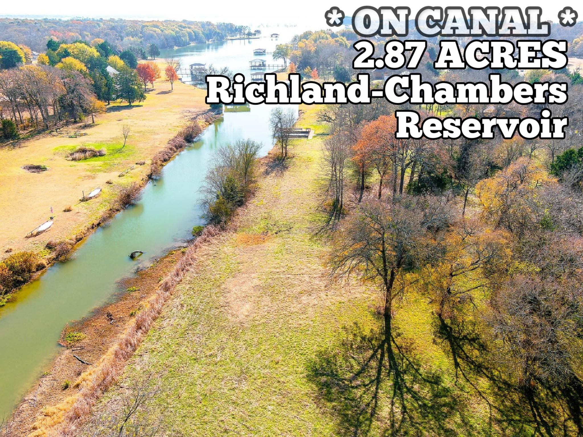 Lot 128 County Rd 2230 Property Photo - Corsicana, TX real estate listing