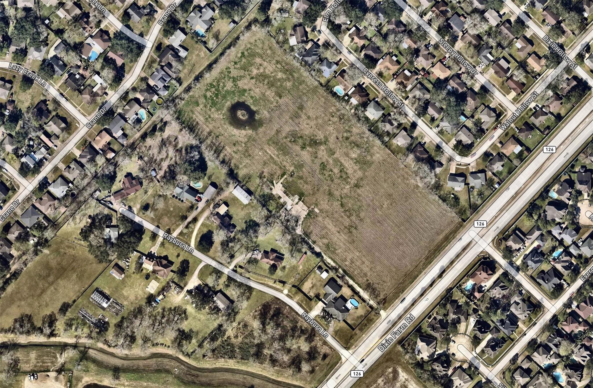 2810 Dixie Farm Road Property Photo