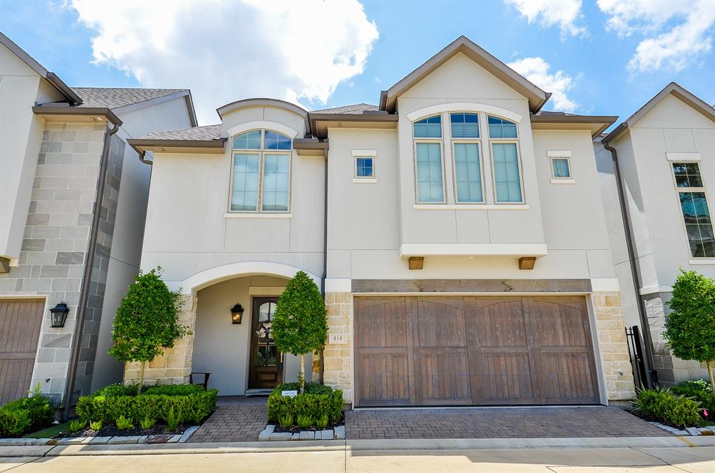 810 Remington Glade Drive Property Photo - Houston, TX real estate listing