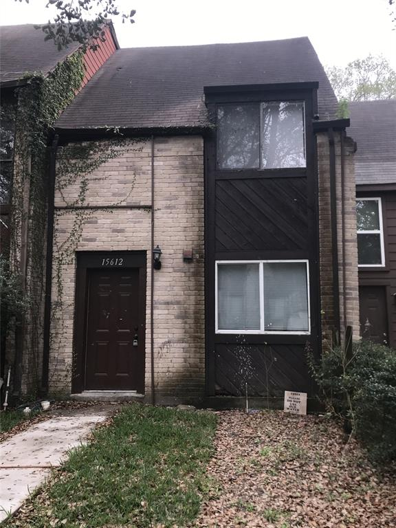 15612 Weldon Drive Property Photo - Houston, TX real estate listing
