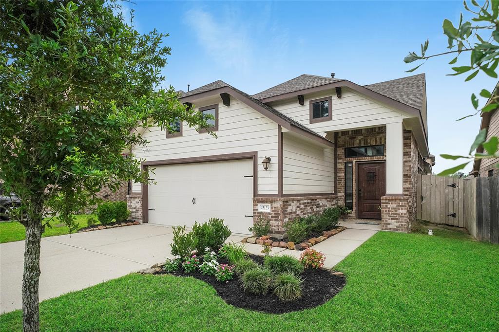 25123 Alina Lane Property Photo - Spring, TX real estate listing