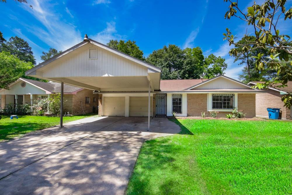 5407 Indianola Drive Property Photo - Houston, TX real estate listing