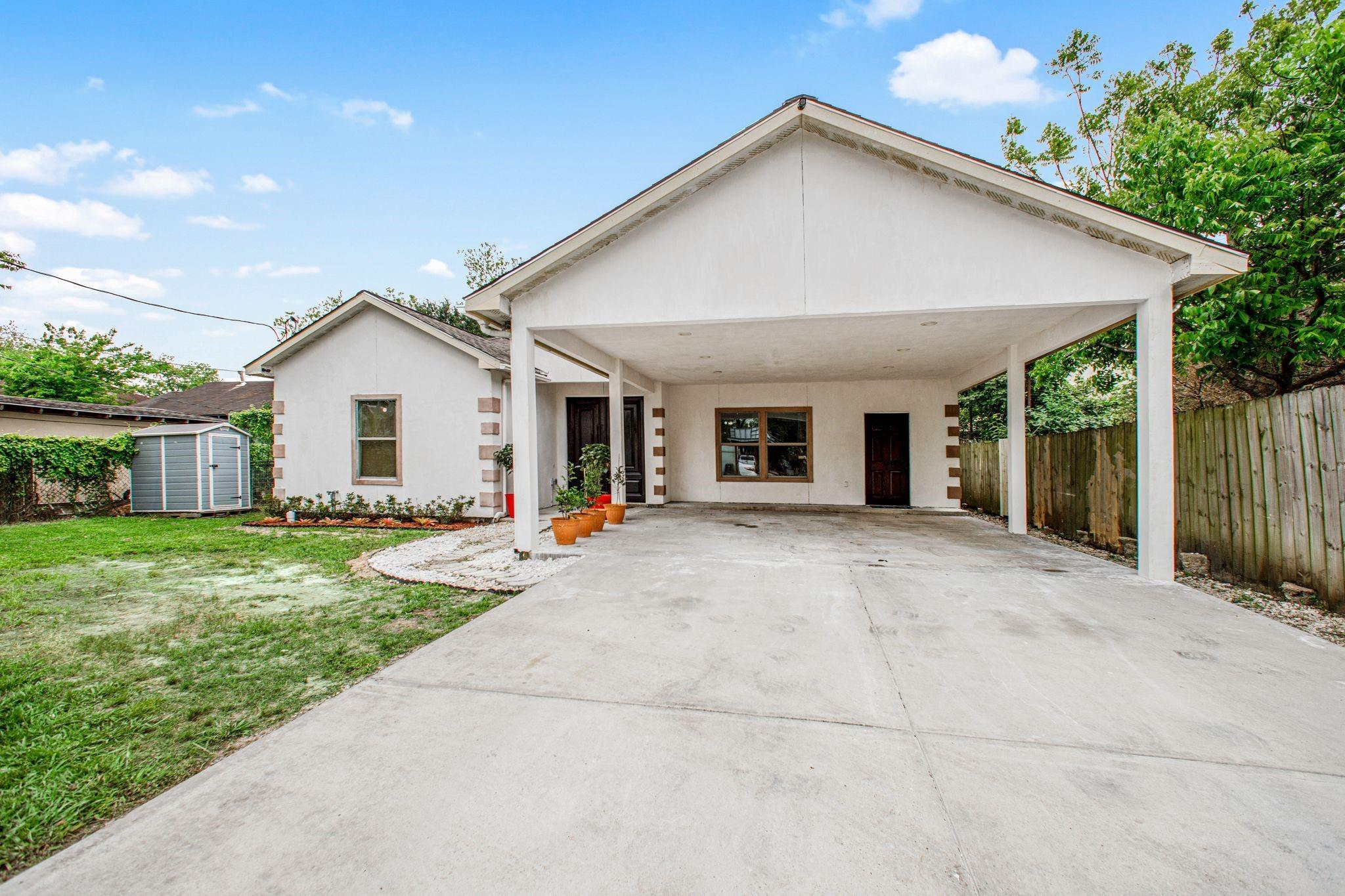 4808 Sherman Street Property Photo