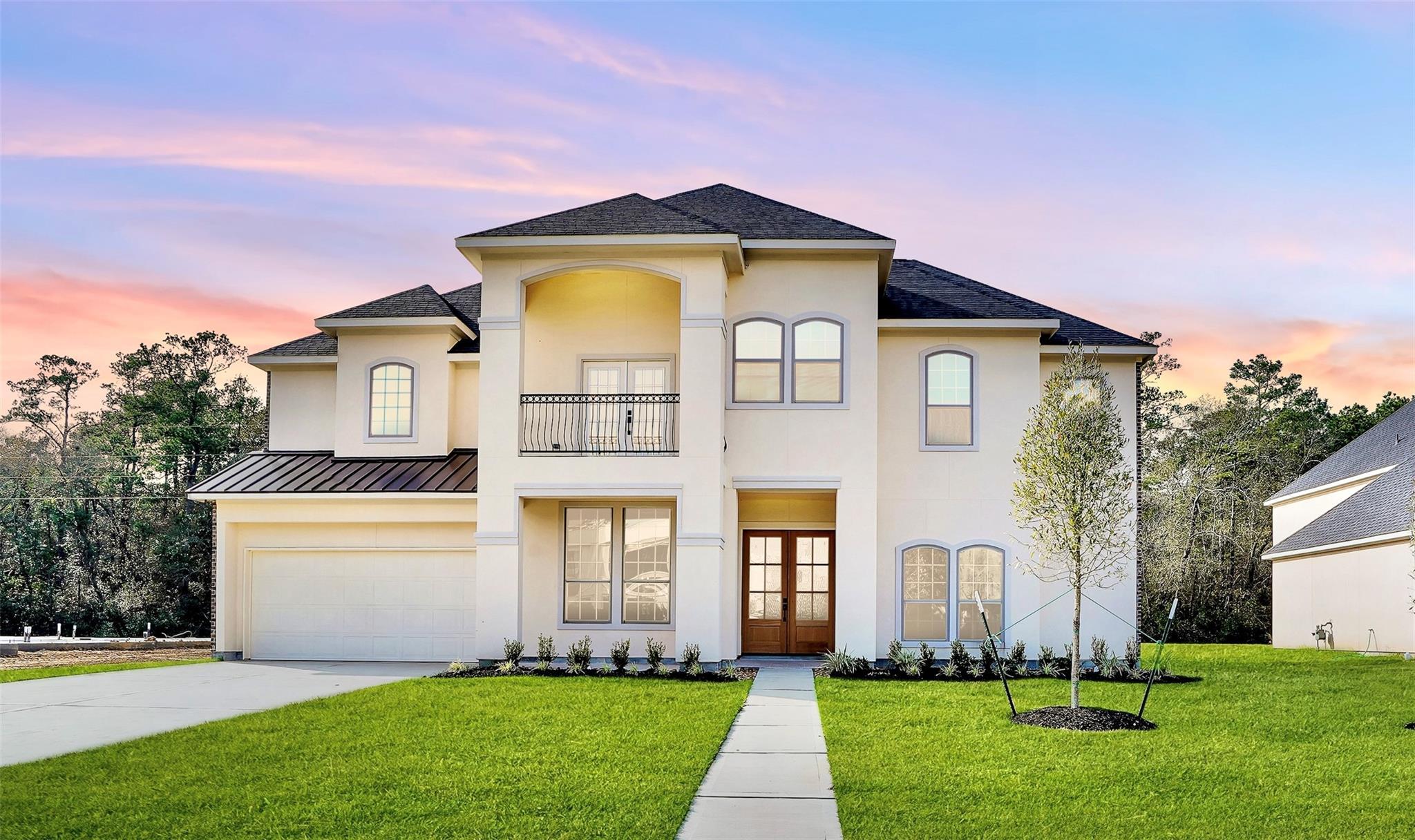 13715 W Dominion Falls Lane Property Photo - Humble, TX real estate listing