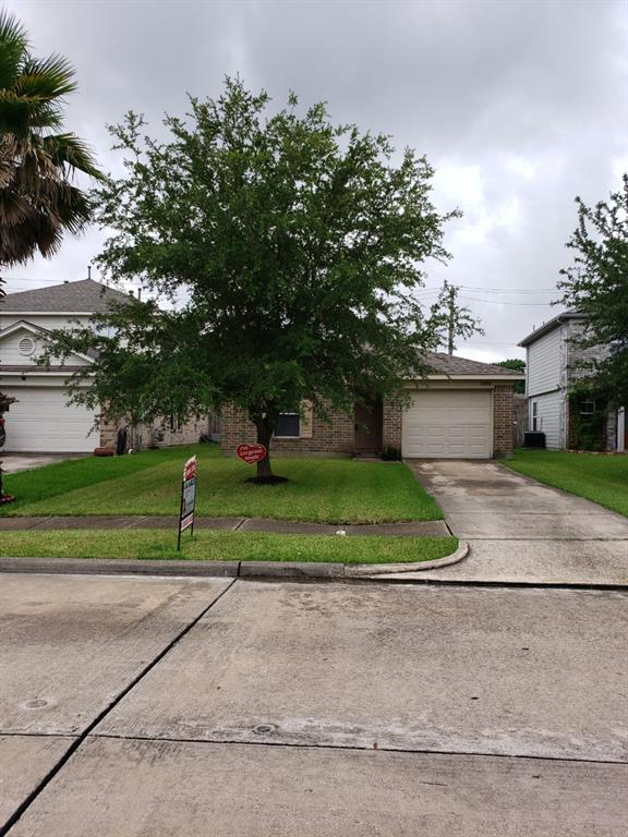14834 Welbeck Drive Property Photo - Channelview, TX real estate listing