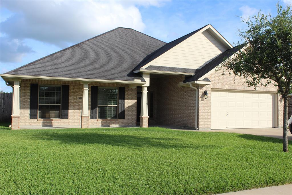 3216 Birkhill Court Property Photo - Bay City, TX real estate listing