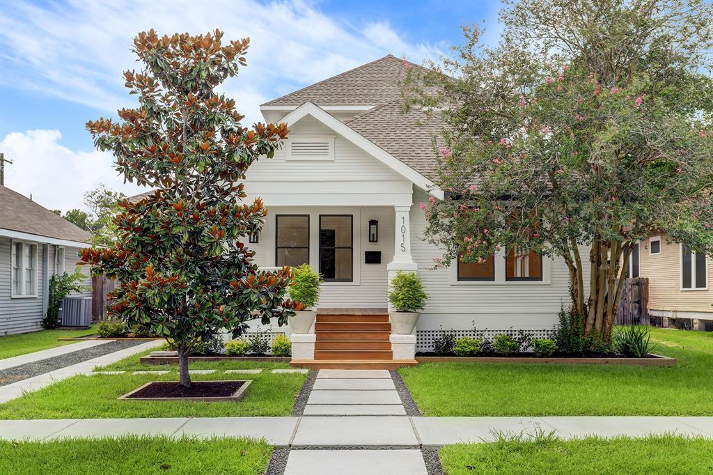 1015 Columbia Street, Houston, TX 77008 - Houston, TX real estate listing