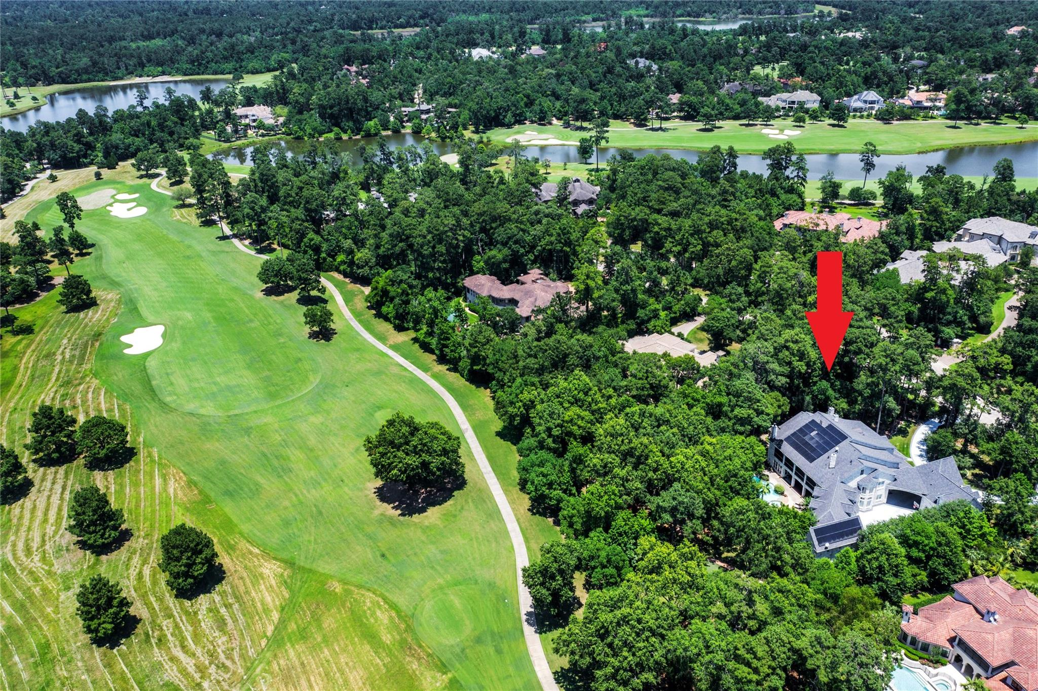15 Netherfield Way Property Photo - The Woodlands, TX real estate listing