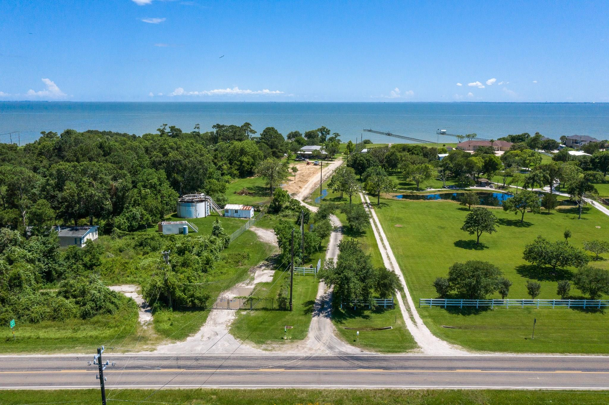 6902 FM 2354 Road Property Photo - Beach City, TX real estate listing
