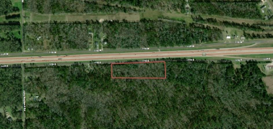 0 I-10 Highway Property Photo - Wallisville, TX real estate listing