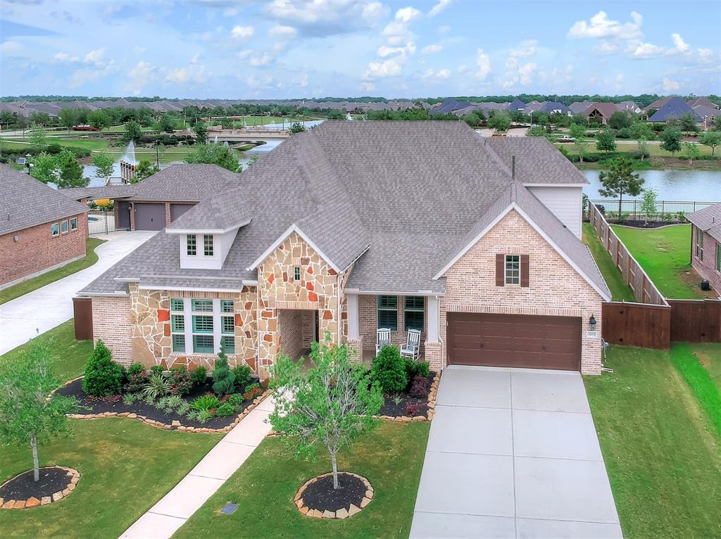 3707 Robinson Court Property Photo - Iowa Colony, TX real estate listing