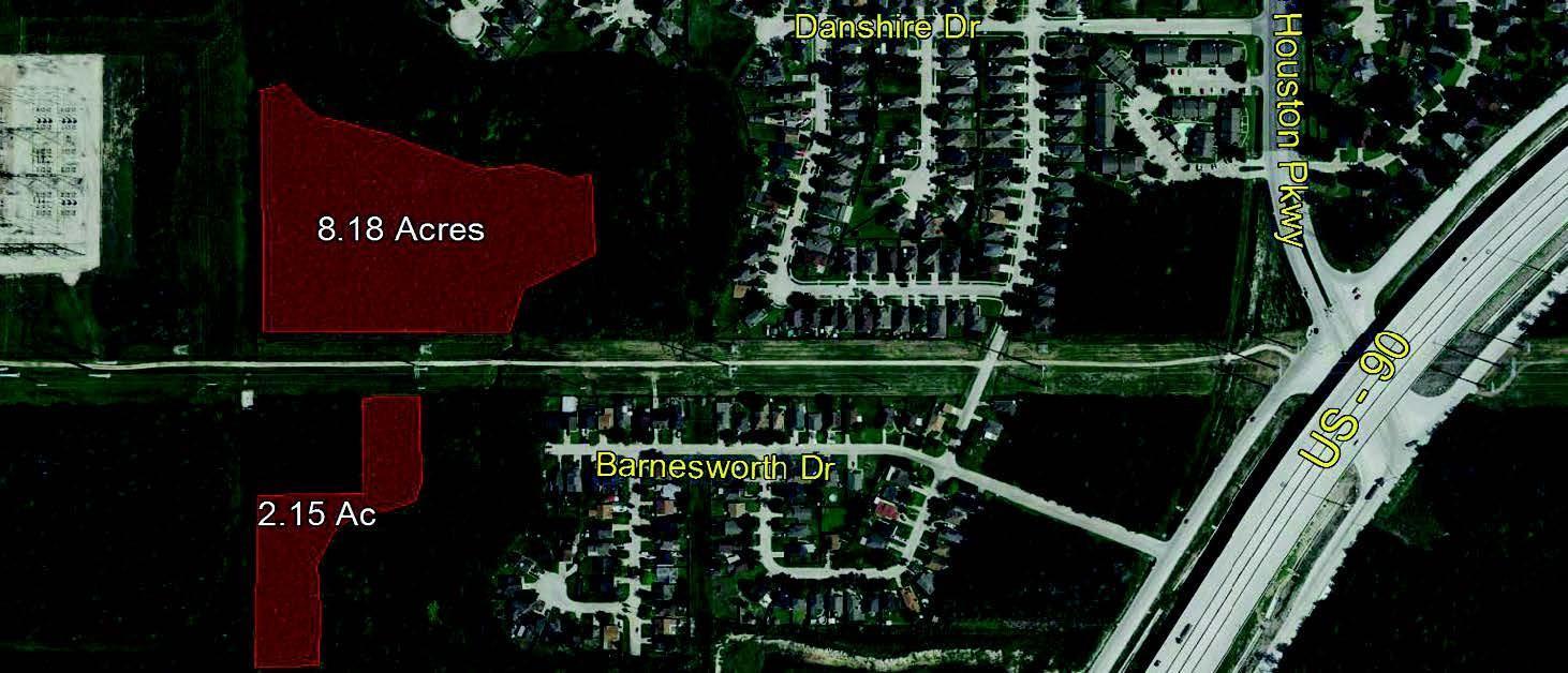0 Barnesworth Drive Property Photo - Houston, TX real estate listing