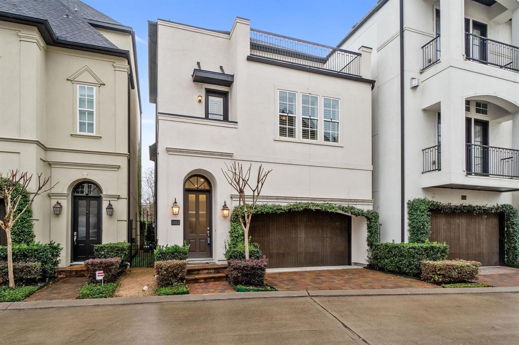 1811 Upland Lakes, Houston, TX 77043 - Houston, TX real estate listing