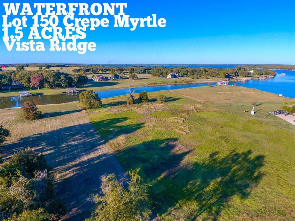 Lot 150 Crepe Myrtle Property Photo - Corsicana, TX real estate listing