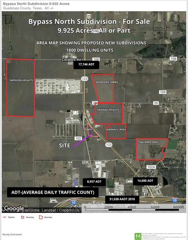 TBD N HWY 123 BYPASS Property Photo - Seguin, TX real estate listing