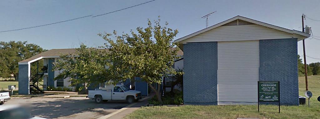 401 E Polk Avenue Property Photo - Whitney, TX real estate listing