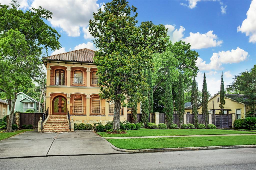 632 Harvard Street Property Photo - Houston, TX real estate listing