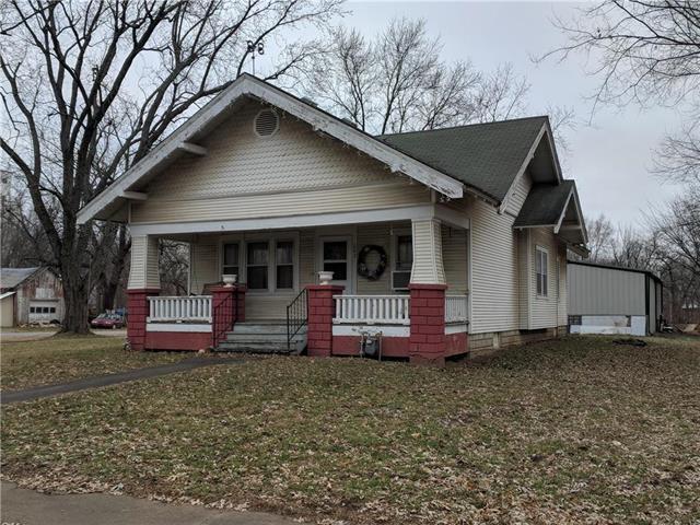 202 N Vine Street Property Photo - Greeley, KS real estate listing