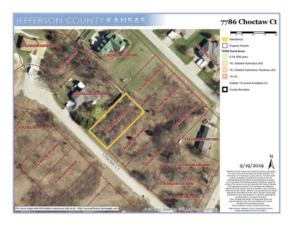 7786 Choctaw Court Property Photo - Ozawkie, KS real estate listing
