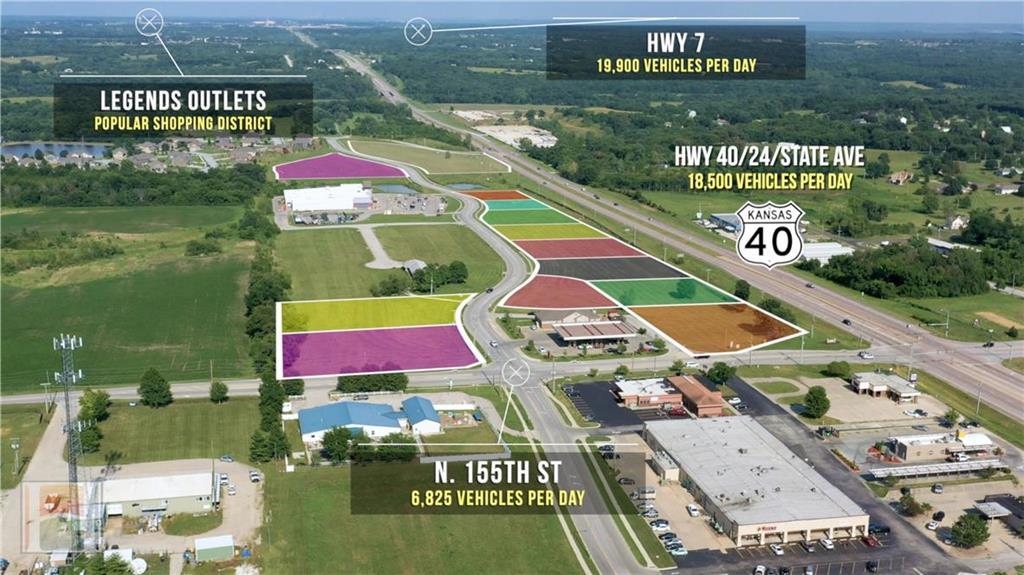 Lot 13 Wolf Creek Parkway Property Photo - Basehor, KS real estate listing