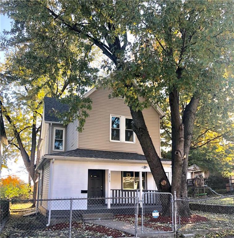 3215 Smart Avenue Property Photo - Kansas City, MO real estate listing