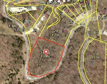 TBD Indian Trace Lane Property Photo - Osage Beach, MO real estate listing