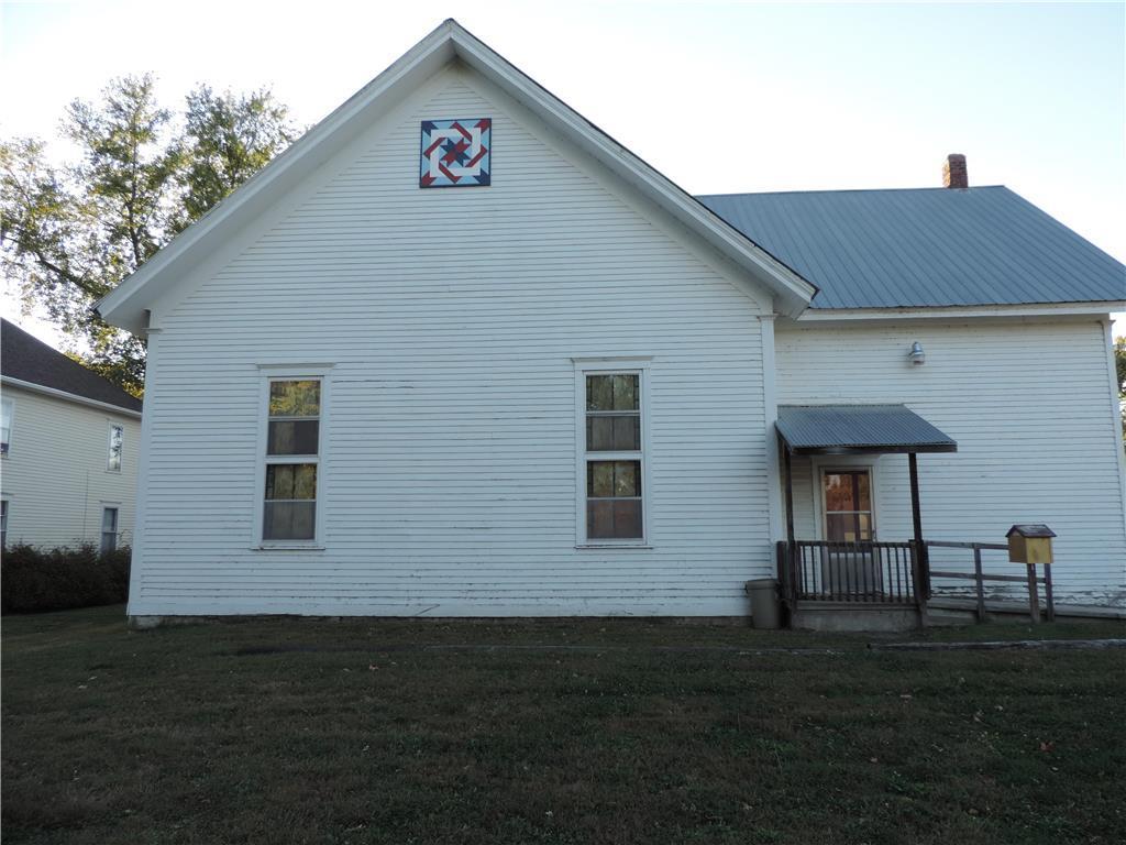 214 Main Street Property Photo - Robinson, KS real estate listing