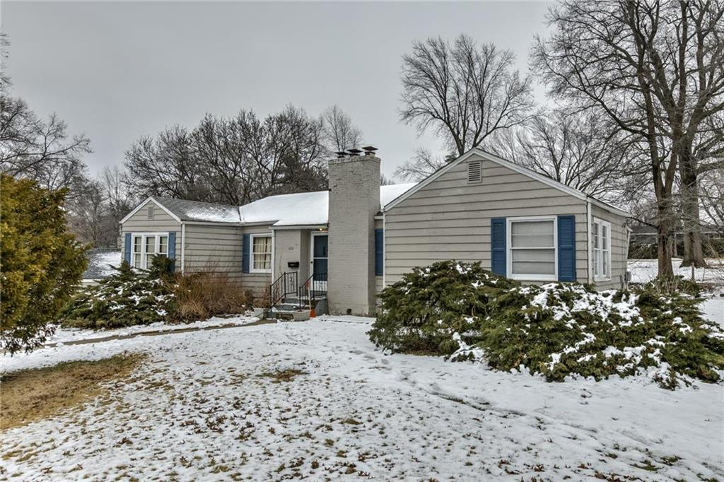 6601 Nall Avenue Property Photo - Prairie Village, KS real estate listing
