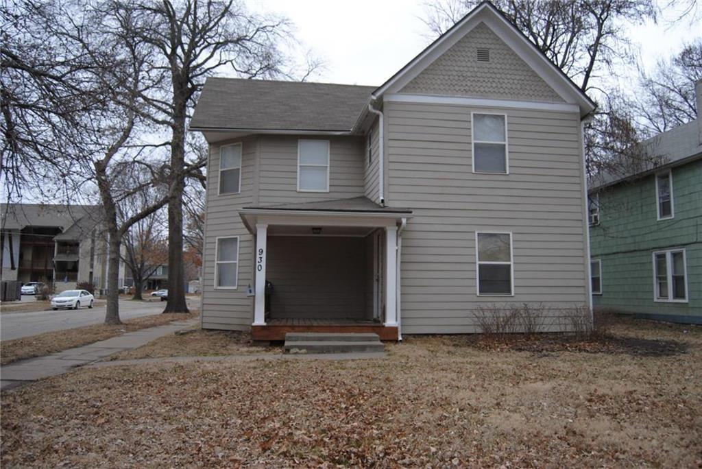 930 Fremont Street Property Photo - Manhattan, KS real estate listing