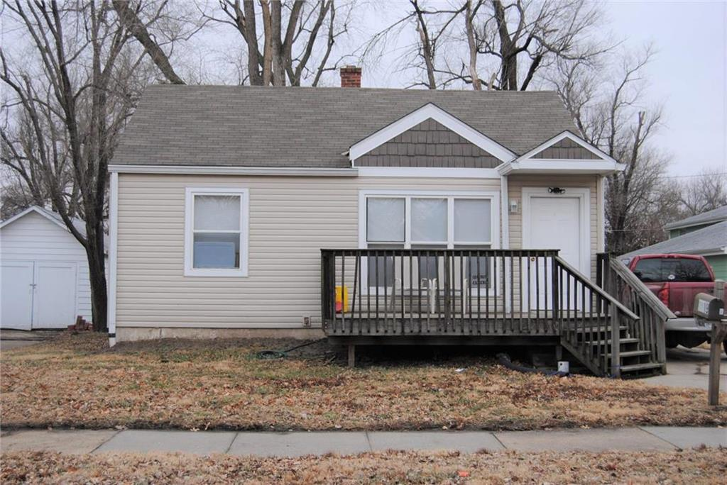 1519 Colorado Street Property Photo - Manhattan, KS real estate listing