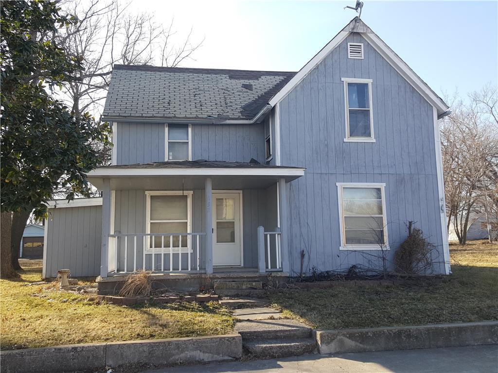 632 Main Street Property Photo - Wellsville, KS real estate listing