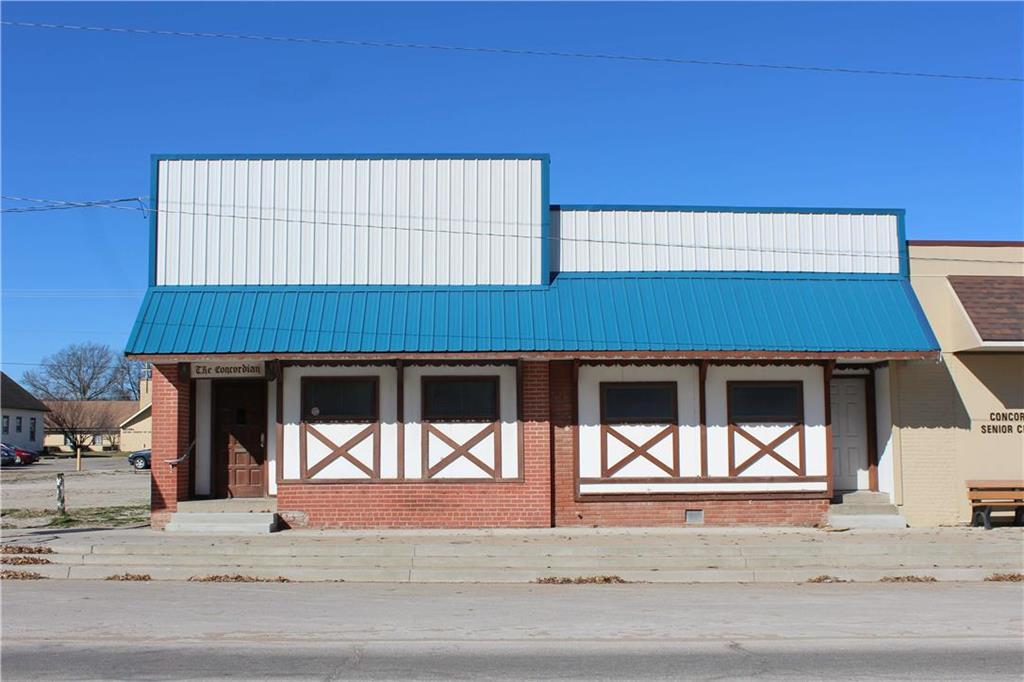 714 S Main Street Property Photo - Concordia, MO real estate listing