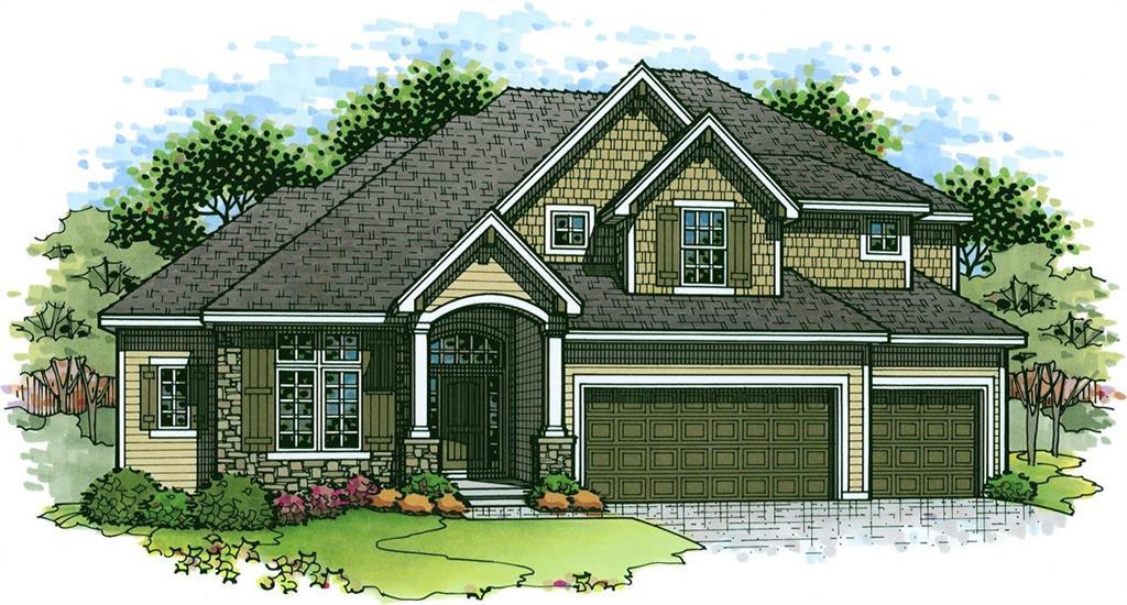 13453 W 146th Terrace Property Photo - Olathe, KS real estate listing