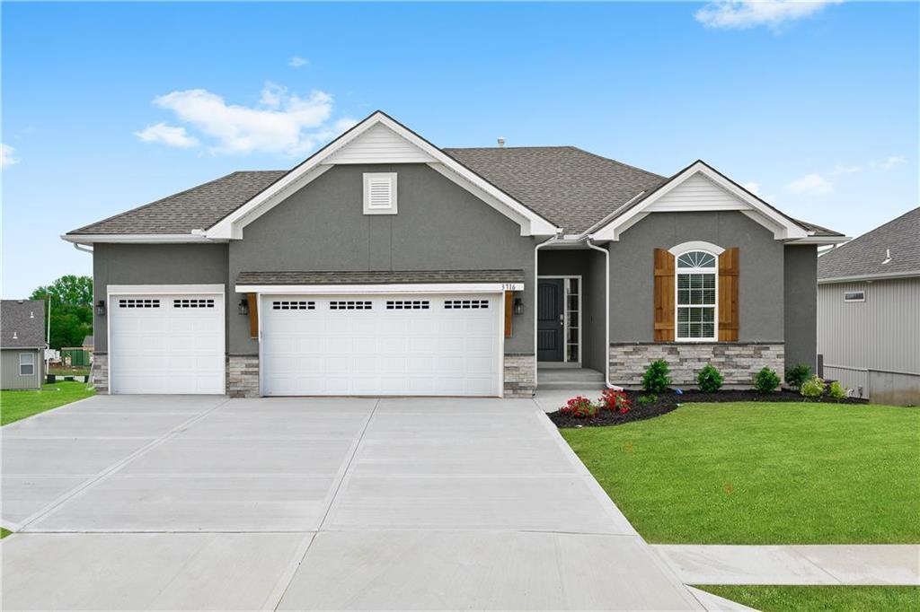 3722 NW 96th Terrace Property Photo - Kansas City, MO real estate listing