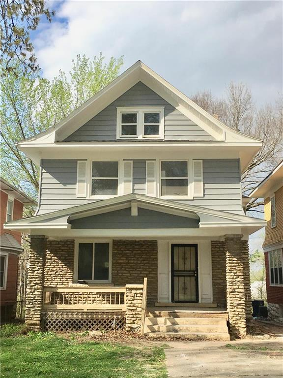 3216 Lockridge Street Property Photo - Kansas City, MO real estate listing