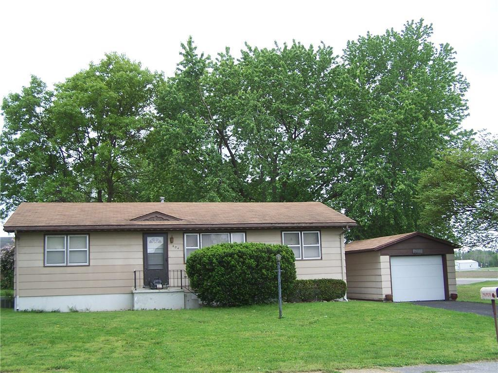 604 Libel Street Property Photo - Elwood, KS real estate listing