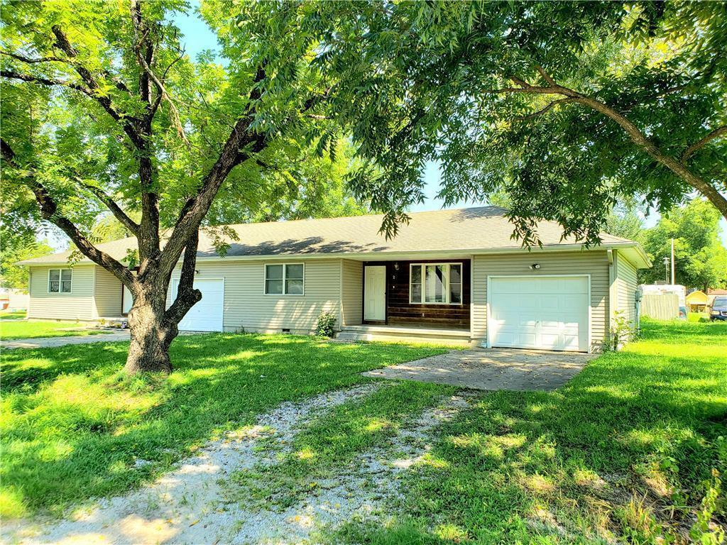 202 Fulton Street Property Photo - Uniontown, KS real estate listing