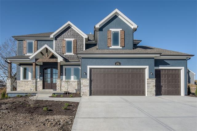16712 Long Street Property Photo - Overland Park, KS real estate listing