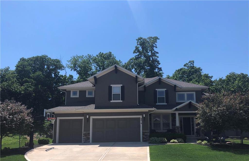 6816 MILLBROOK Street Property Photo - Shawnee, KS real estate listing