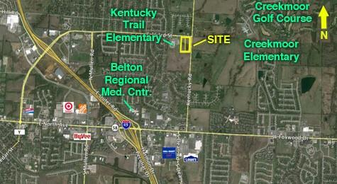 E Kentucky and 163rd Street Property Photo - Belton, MO real estate listing